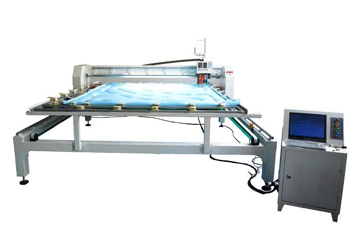 HX-A8型电脑热博体育下载 缝被机