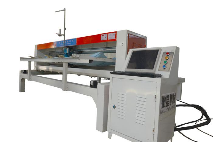 HX-A7型电脑热博体育下载|缝被机