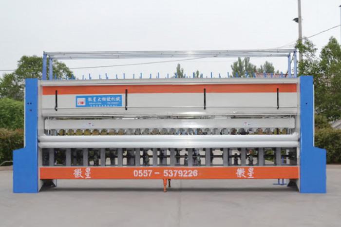 新型特大钢梭大棚保温被缝纫机系列