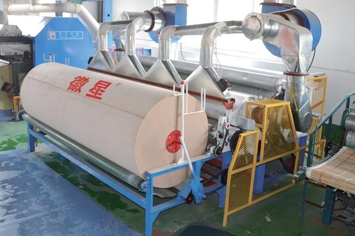 [做被子的机器价格]加工棉被需要哪些机器